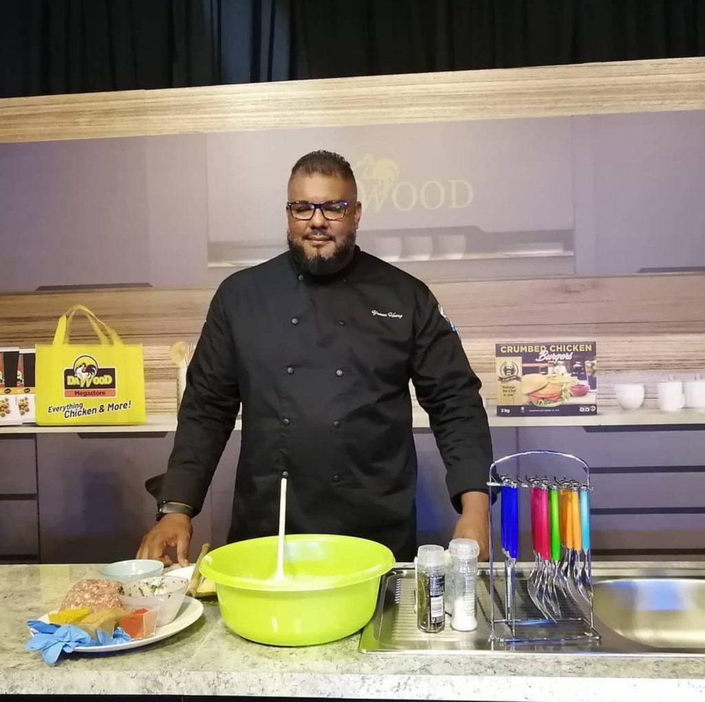 Chef Yaseen Henry