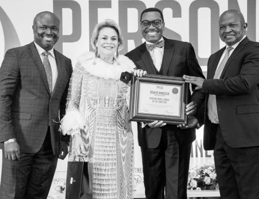 Africa Leadership persons of the year award