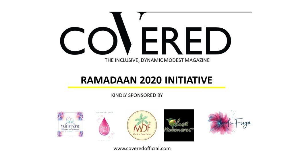 Covered Magazine Ramadan initiative 2020