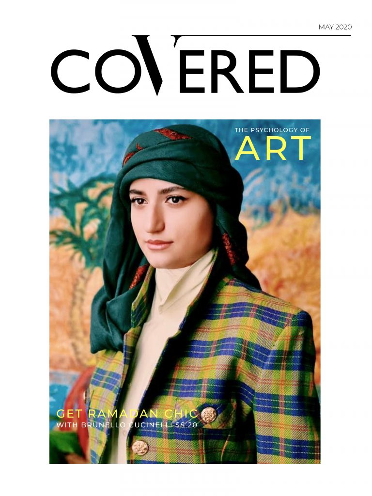 Covered Magazine May issue 2020