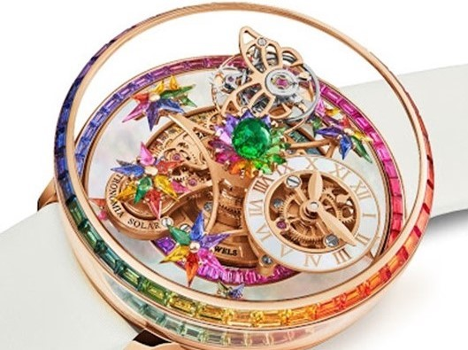 Jacob & Co watch collection