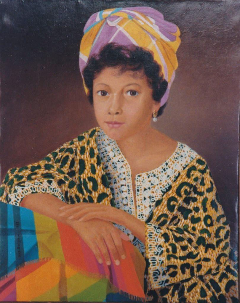 Ugandan artist Abner Balijja