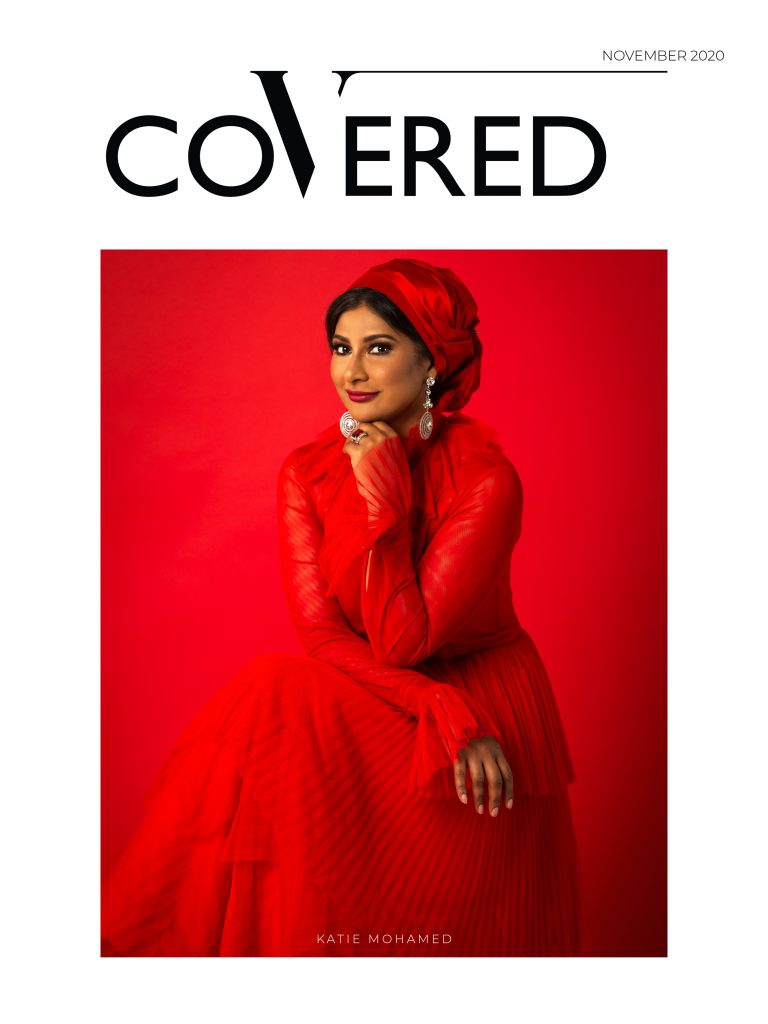 Covered Magazine November Issue 2020